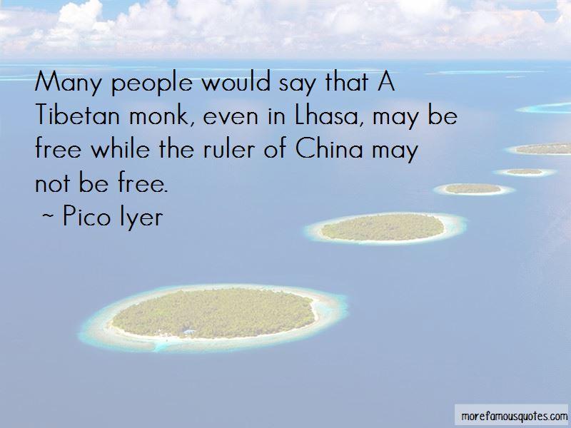 Tibetan Monk Quotes Pictures 3