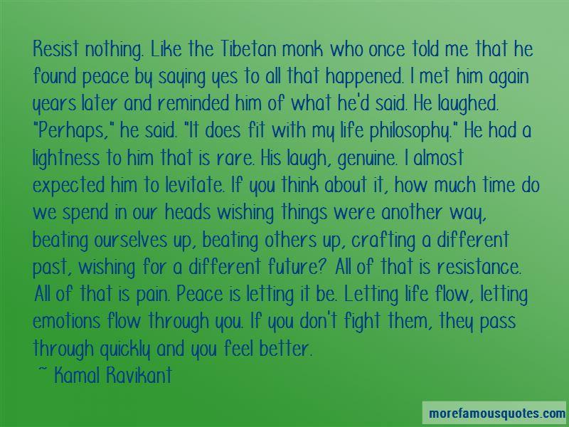 Tibetan Monk Quotes