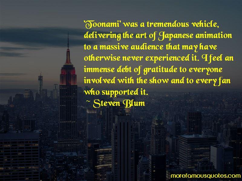 Toonami Quotes