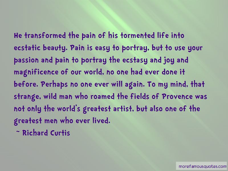Tormented Life Quotes