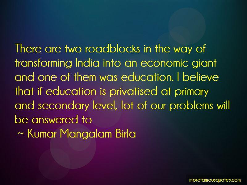 Transforming India Quotes