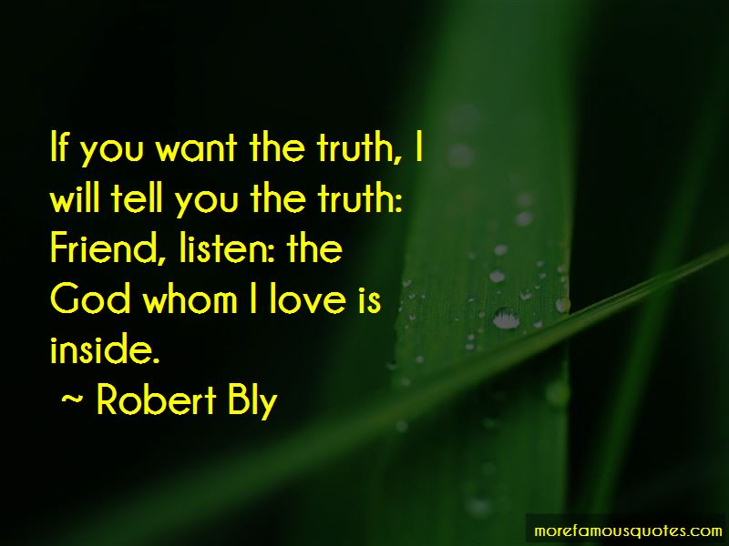 Truth Friend Quotes