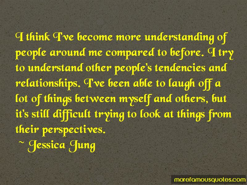 Understanding Others Perspectives Quotes Pictures 2