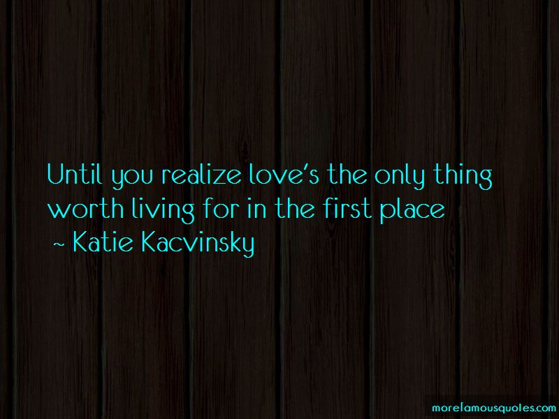 Until You Realize Quotes Pictures 3