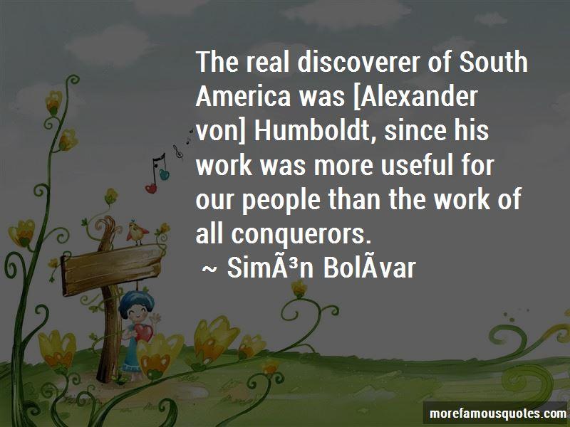 Von Humboldt Quotes Pictures 2