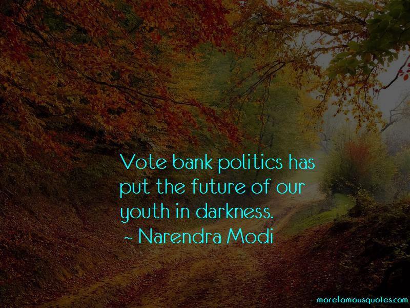 Vote Bank Politics Quotes Pictures 2