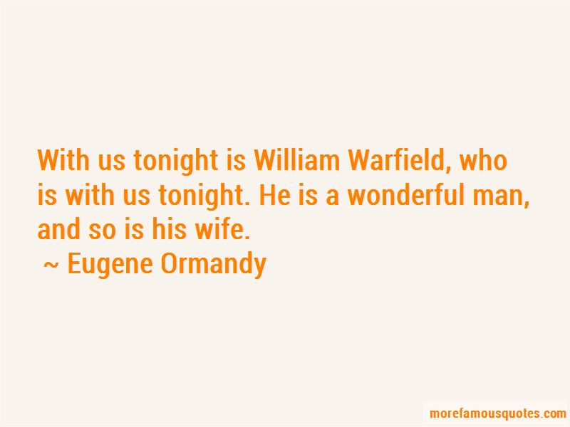 Warfield Quotes Pictures 3