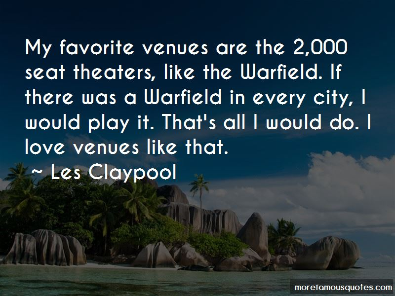 Warfield Quotes