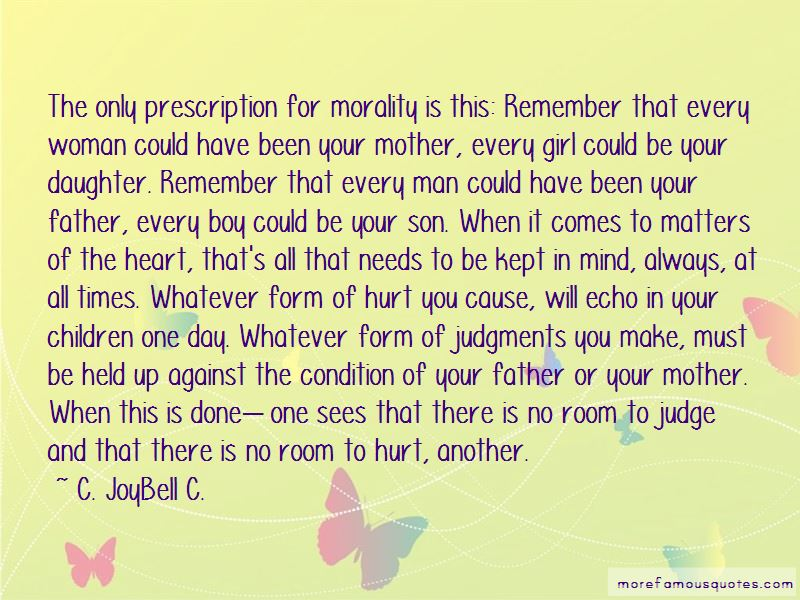 When It Comes To Matters Of The Heart Quotes Pictures 3