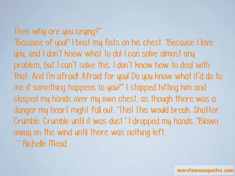 Why Am I Crying Over You Quotes Pictures 2
