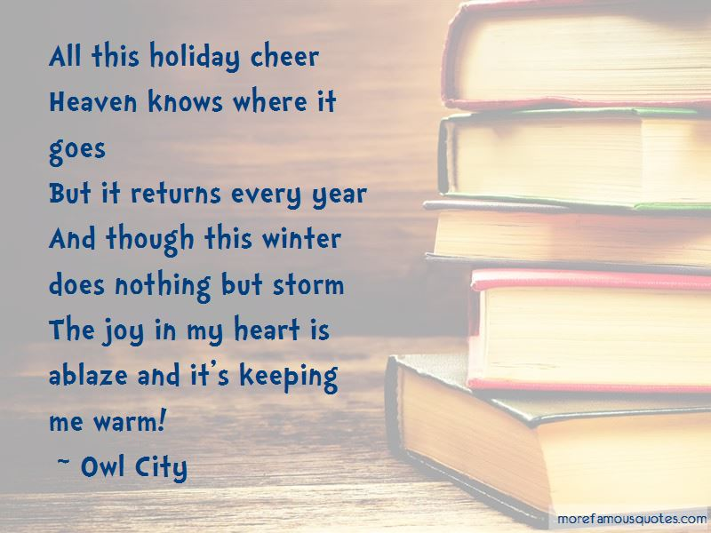 Winter And Holiday Quotes Pictures 2