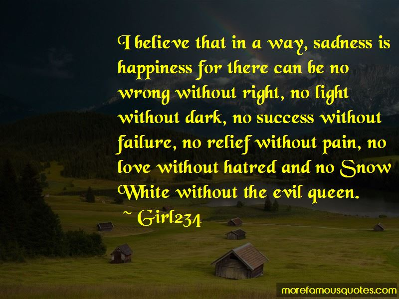 Without Pain There Is No Happiness Quotes