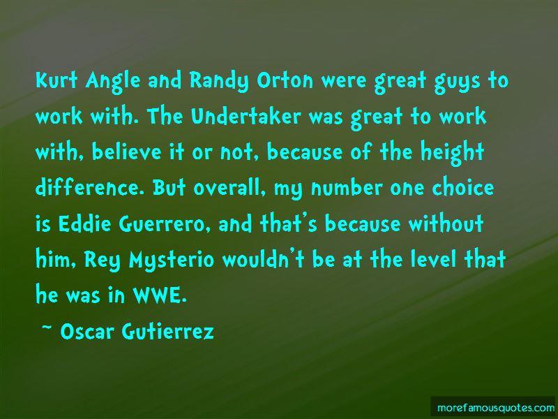 Wwe Eddie Guerrero Quotes