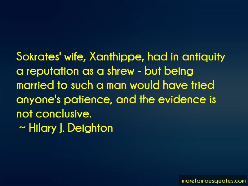 Xanthippe Quotes Pictures 3