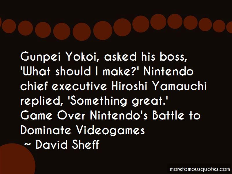 Yamauchi Hiroshi Quotes