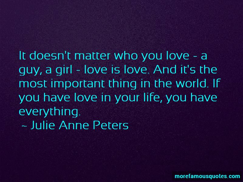 You Matter Most Quotes Pictures 4
