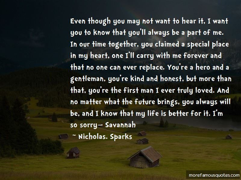 You Will Always Be Special To Me Quotes Pictures 3