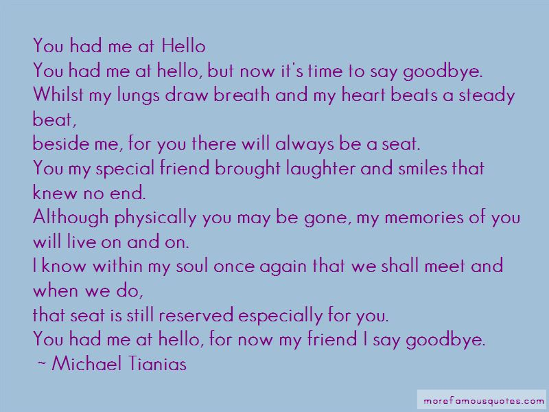 You Will Always Be Special To Me Quotes Pictures 4