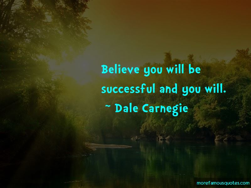 You Will Be Successful Quotes