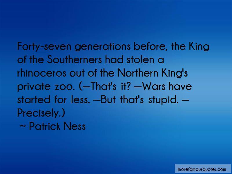 Zoo Tv Quotes
