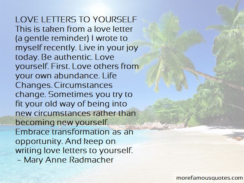 30 Letter Love Quotes
