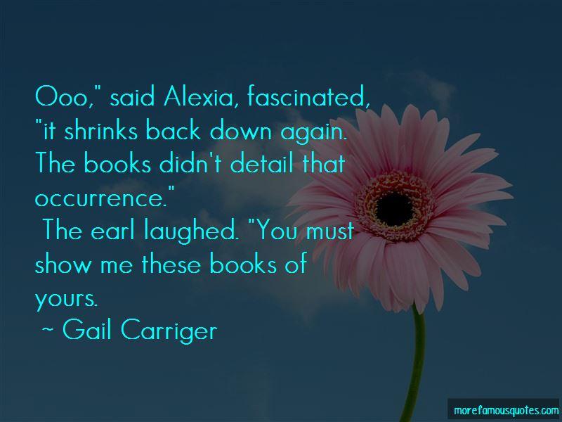 Alexia Quotes
