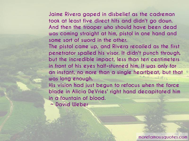 Alicia Rivera Quotes