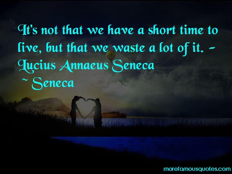 Annaeus Seneca Quotes Pictures 3