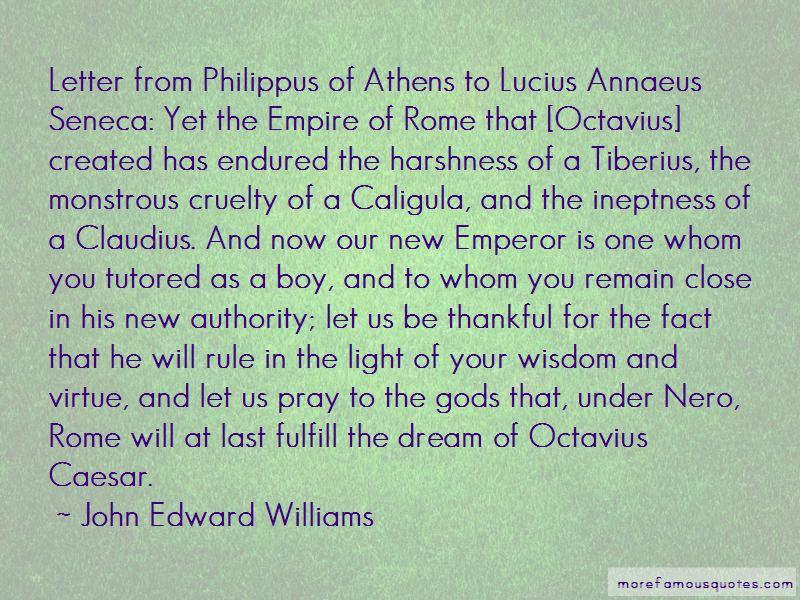 Annaeus Seneca Quotes