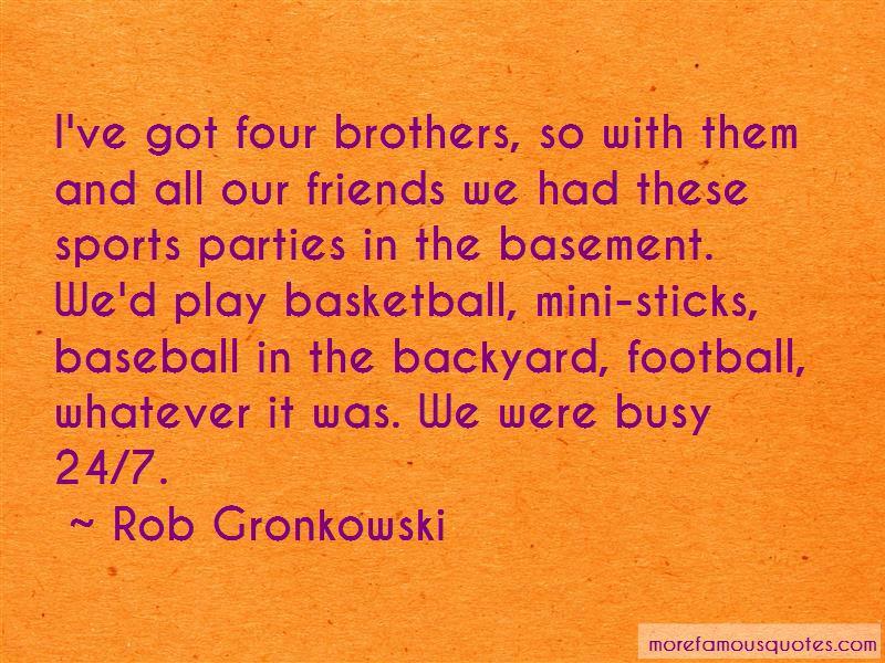 Backyard Football Quotes