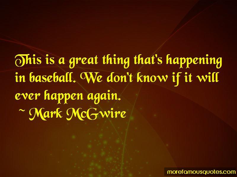 Baseball Great Quotes
