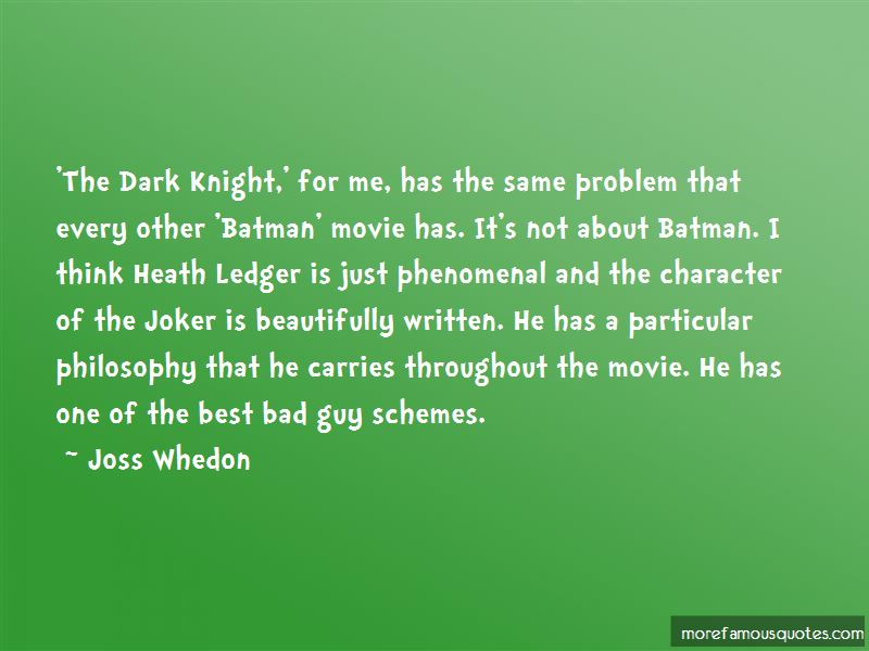 Batman Bad Guy Quotes