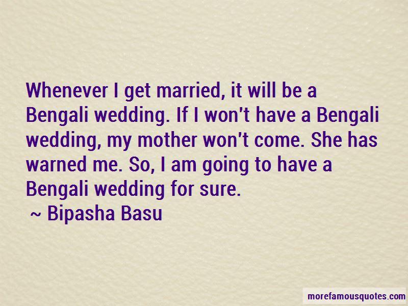Bengali Wedding Quotes