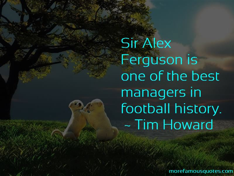 Best Football Managers Quotes