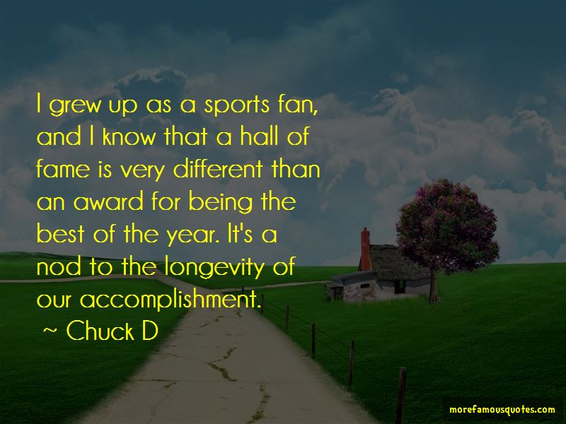 Best Hall Of Fame Quotes
