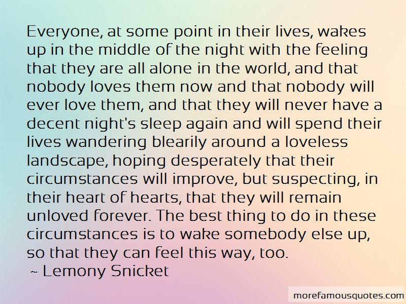 Best Loveless Quotes