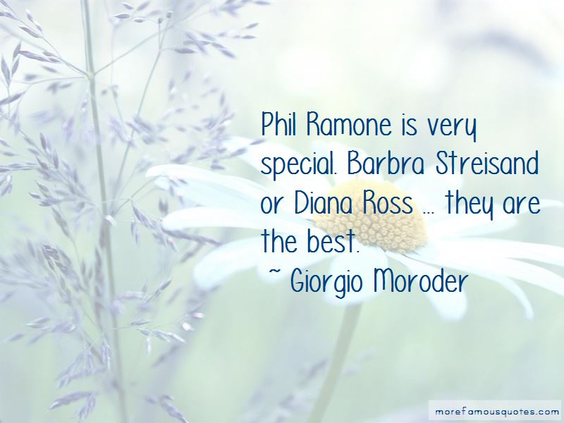 Best Ramone Quotes