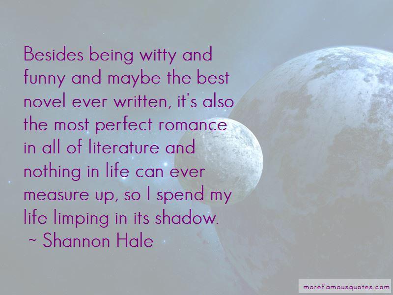 Best Romance Novel Quotes