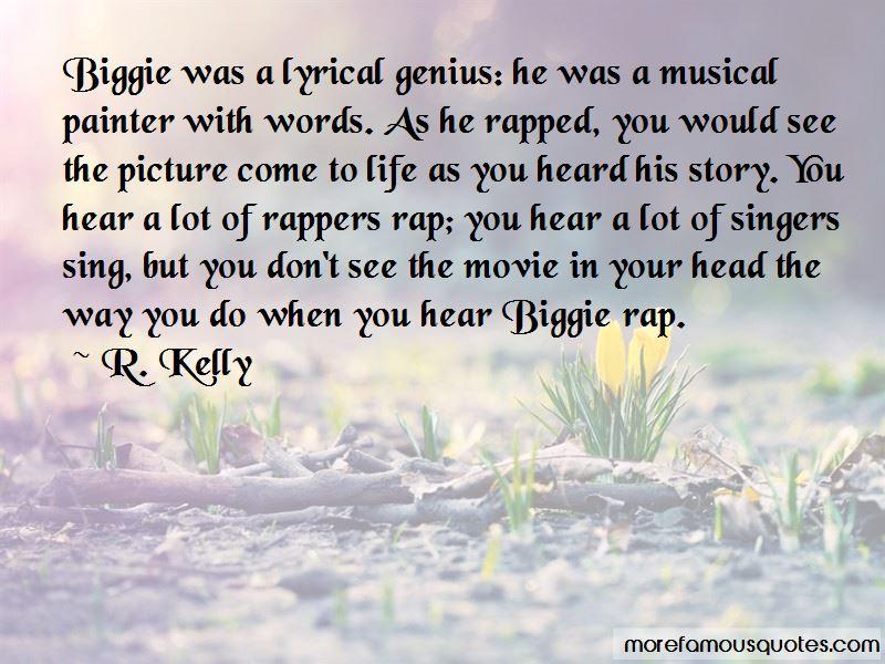 Biggie Movie Quotes