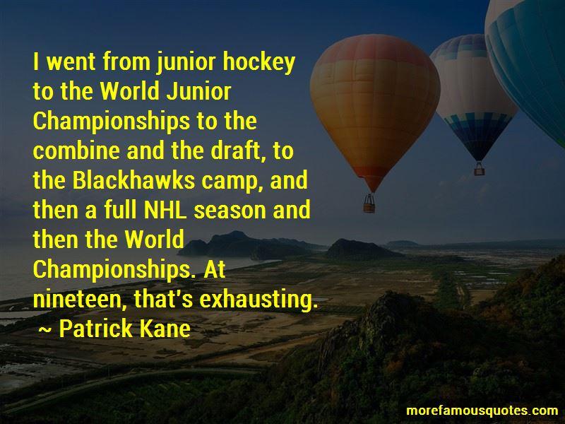 Blackhawks Hockey Quotes Pictures 3