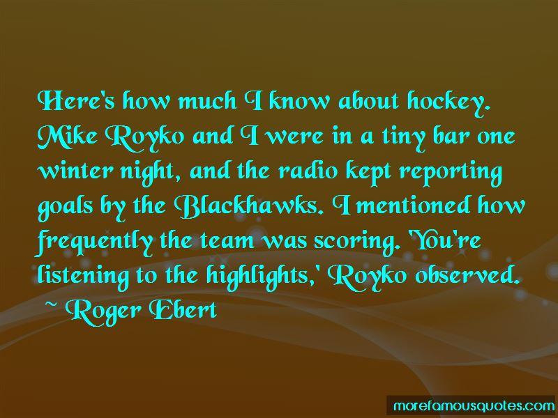 Blackhawks Hockey Quotes Pictures 4