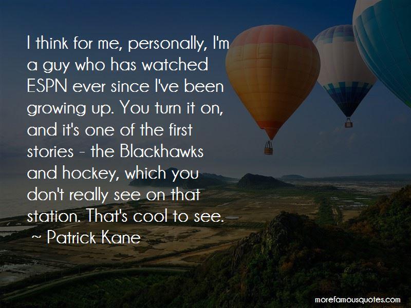 Blackhawks Hockey Quotes