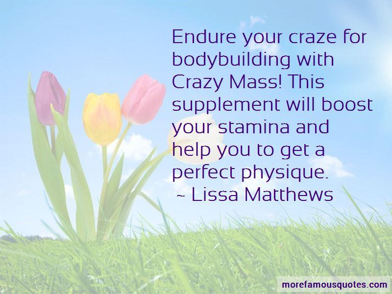 Bodybuilding Physique Quotes