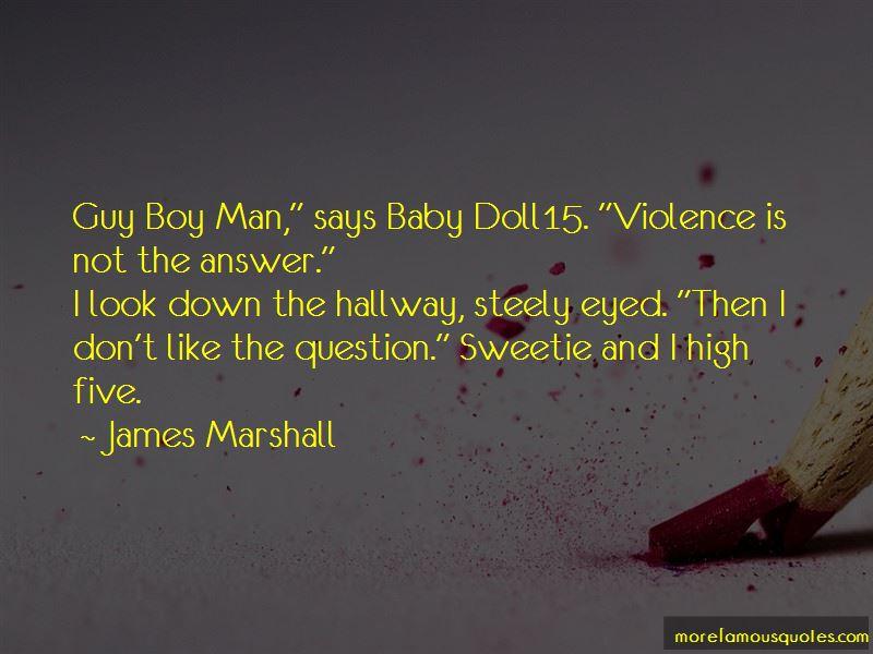 Boy Man Quotes