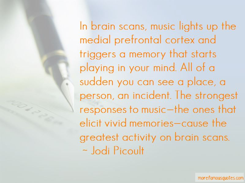Brain And Music Quotes