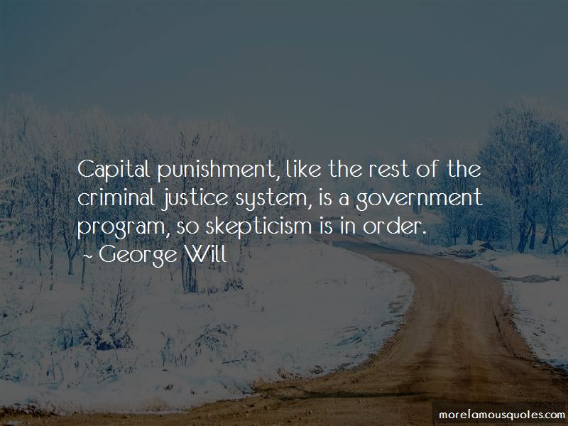 Capital Punishment Uk Quotes