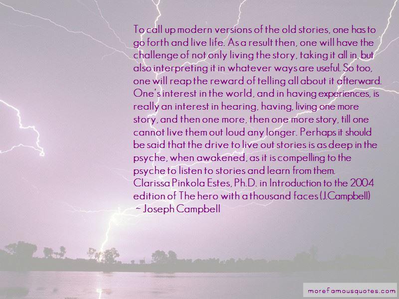 Clarissa Pinkola Quotes