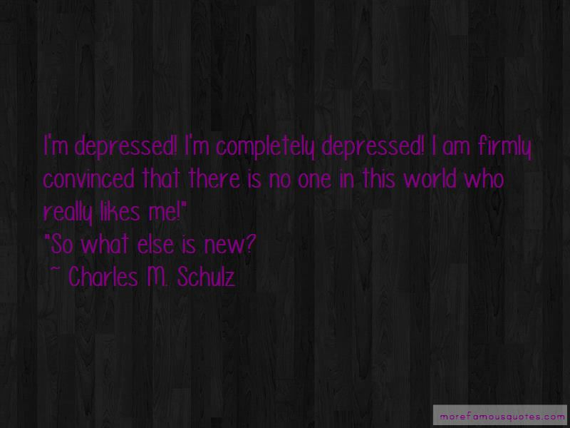 Completely Depressed Quotes Pictures 3
