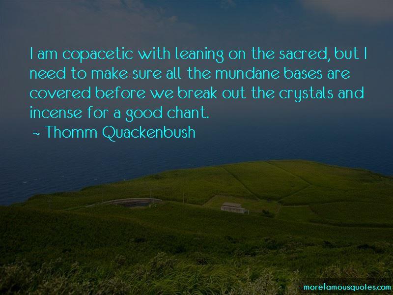 Copacetic Quotes Pictures 4