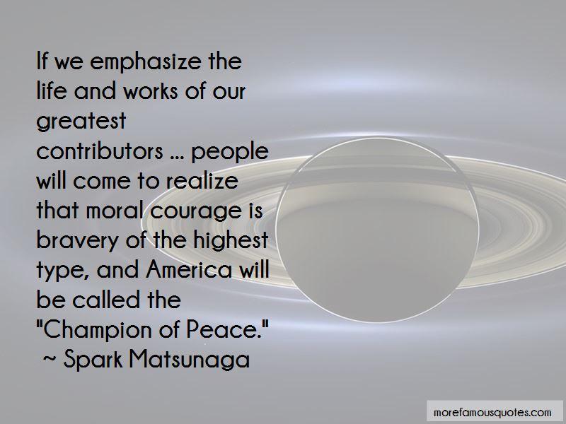 Courage Vs Bravery Quotes